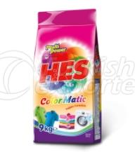 Powder Matic Detergent