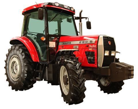 299 S 4 WD Kabinli Traktör