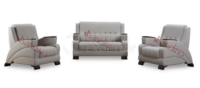 Sehzade Sofa Set
