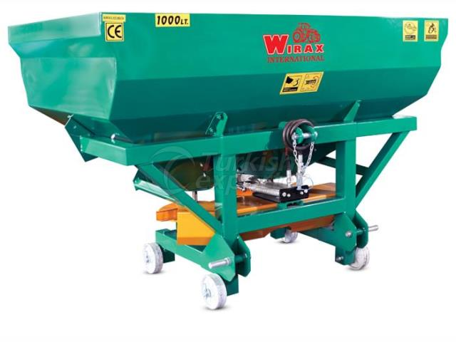 Fertilizer Spreader Machine FSM-10