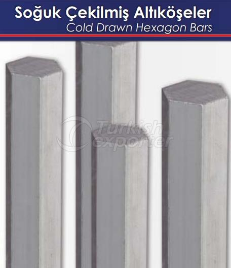 Cold Drawn Hexagon Bars