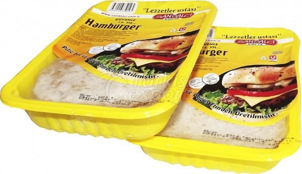 Hamburger Patty