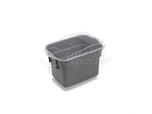 Plastic Accessory Bucket KBV6