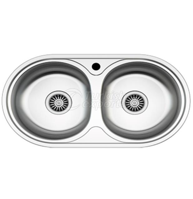Stainless Steel Inset Sinks NR - 067