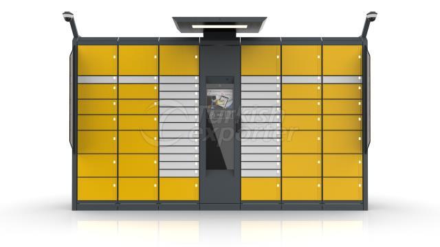 Smart Cargo Vending Machine
