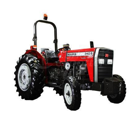 240 S 2 WD Traktör