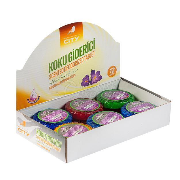 Scented Deodorized Tablet