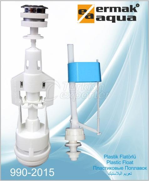 Plastic  Float Reservoir Internal Team