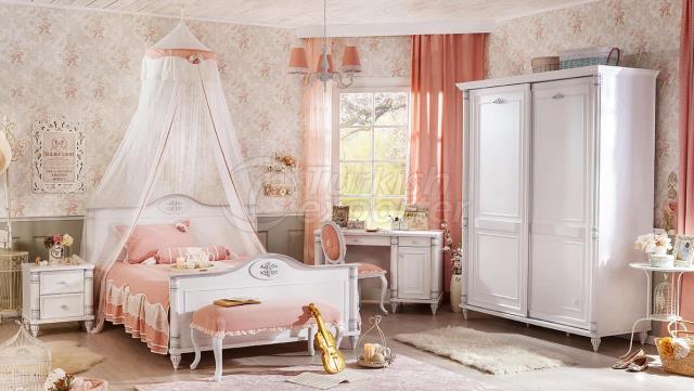 Romantik Childrens Room