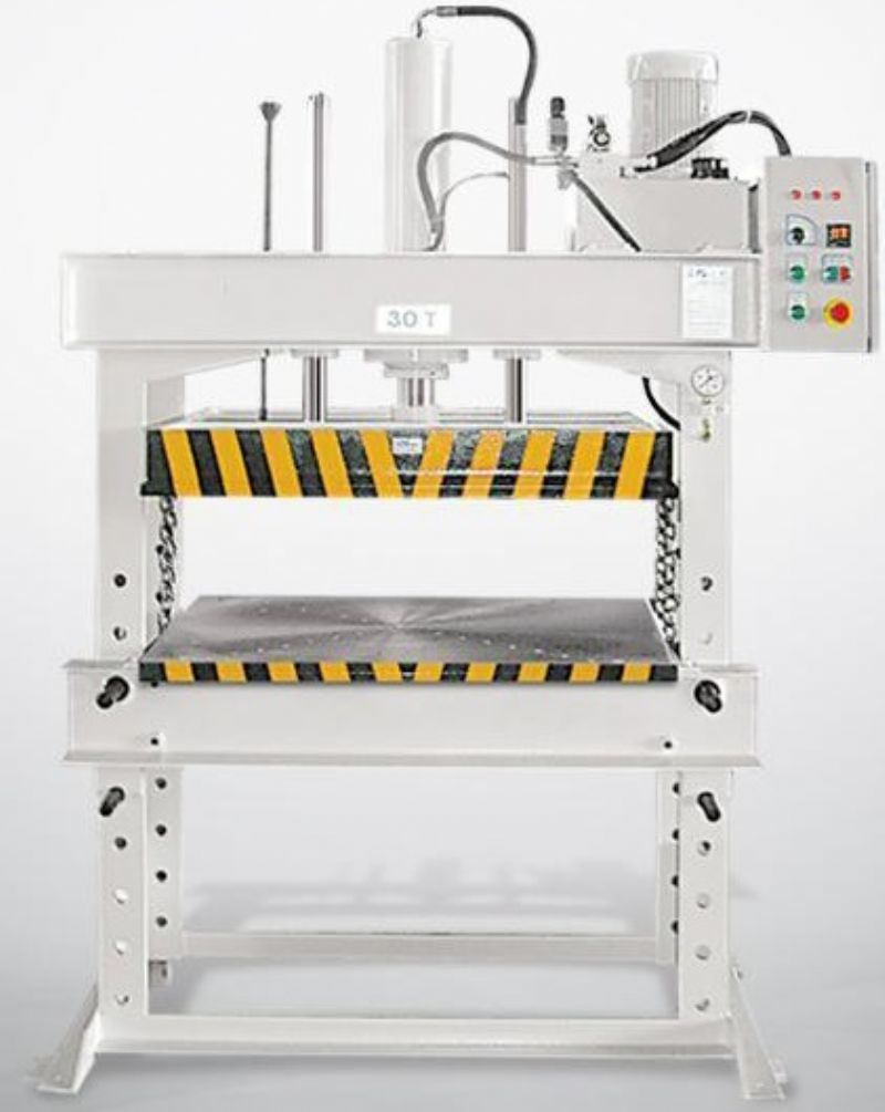 Binding Press Machine 30T