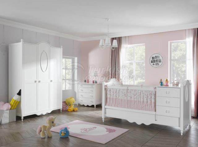 Bebek Odası Rose
