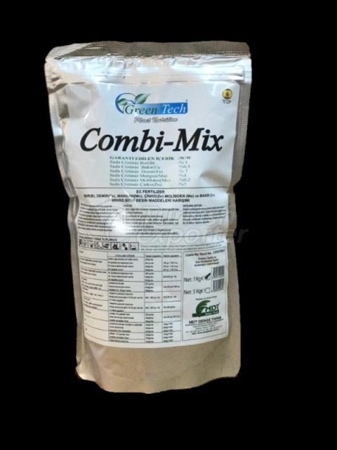 Greentech Combi Mix-EC Fertilizer