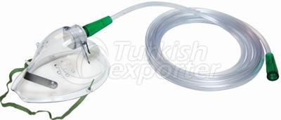 OXYGEN MASK ADULT AND PEDIATRIC