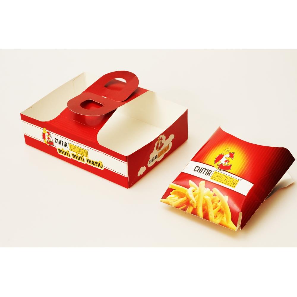 Fastfood Boxes