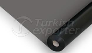 أغشية PVC بسيطة