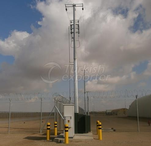 Ag And Og Energy Transmission Posts