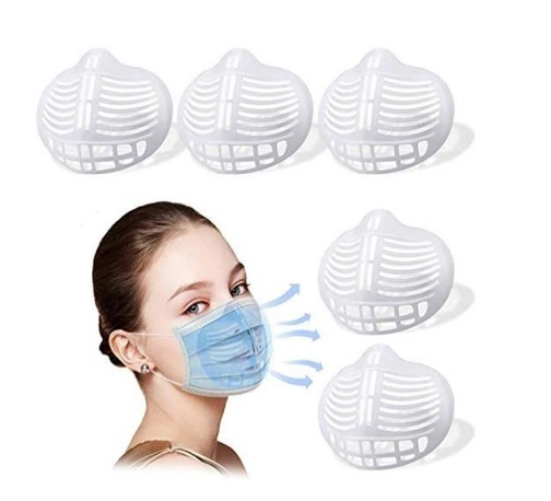 3D MOUTH MASK SUPPORT
