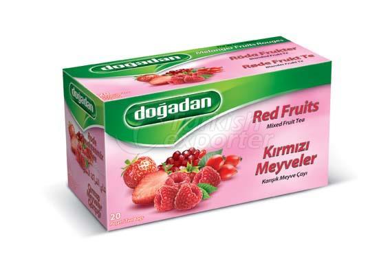 Red Fruits Fruit Tea