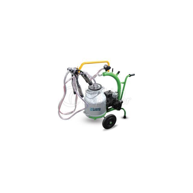 SYM 60.8 Pipe Type Single Milking Group Single Bucket
