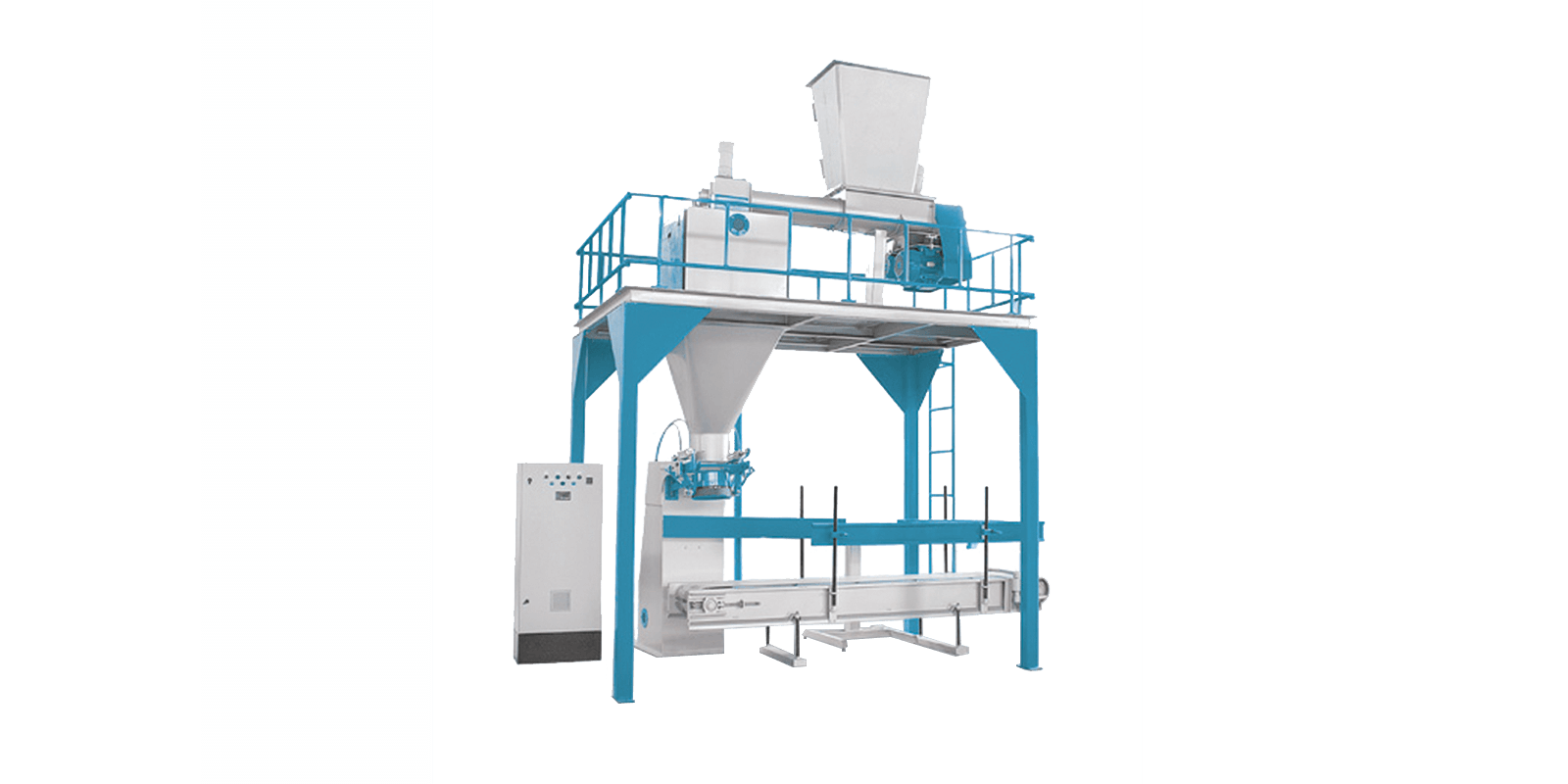 Milling Machines - Electronic Bagging Scale