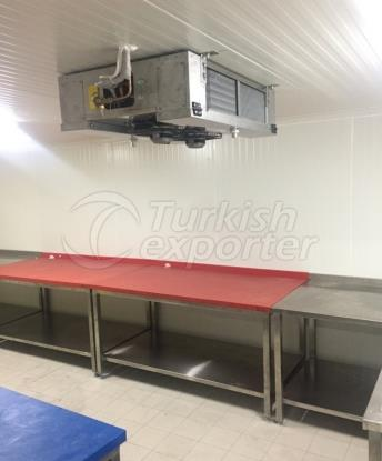 Meat and Meat Products Cold Storage