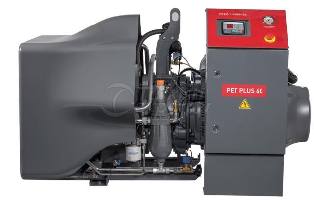 Reciprocating Compressors Pet-Plus Series