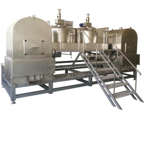Sugar Boiler Machine