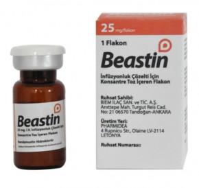 Beastin 25 mg