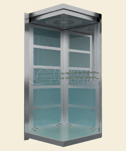 Elevator Cabin Simya