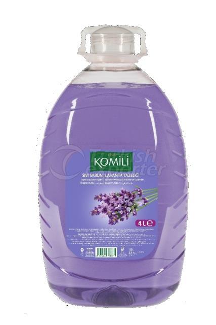 Savon liquide Komili