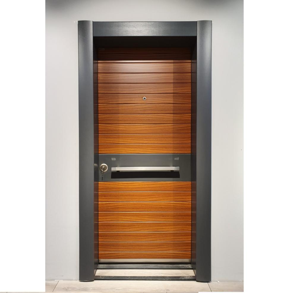 Luxury Project Steel Door-Turkish Style Quality Steel Door