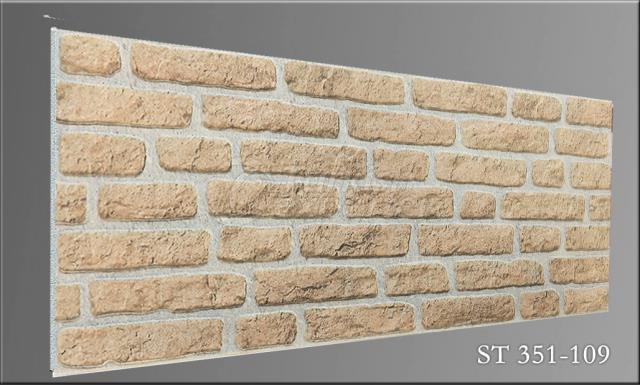 Wall Panel Strotex Brick 351-109