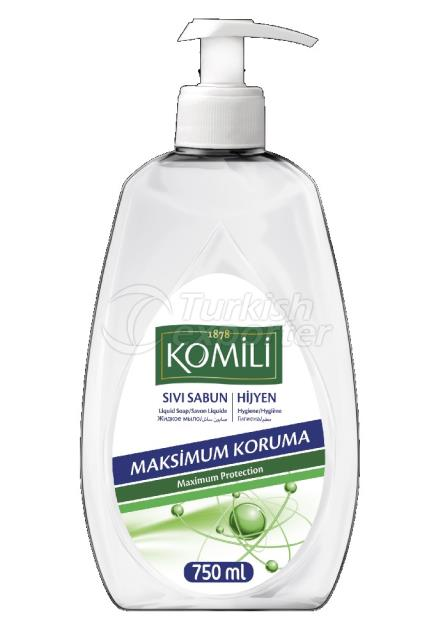 Sabão Líquido Komili