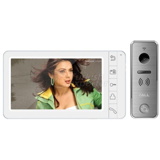 17041EBM Video Door Phone Systems