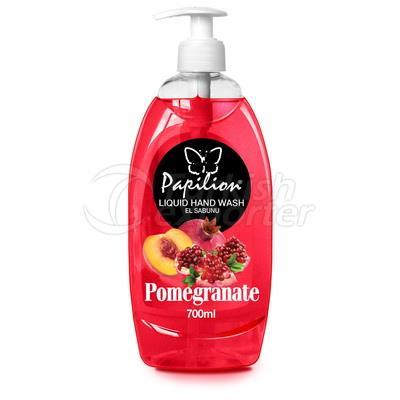 LIQUID SOAP- POMEGRANATE - 700 ml