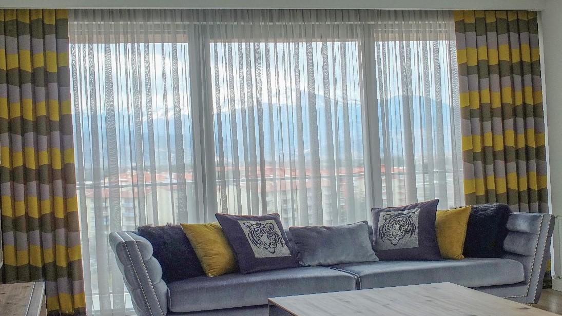 curtain+pillow