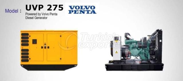Diesel Generator - UVP 275
