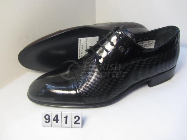 9412 Leather Shoes