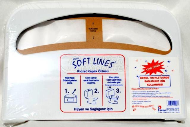 Cubiertas de asiento de inodoro