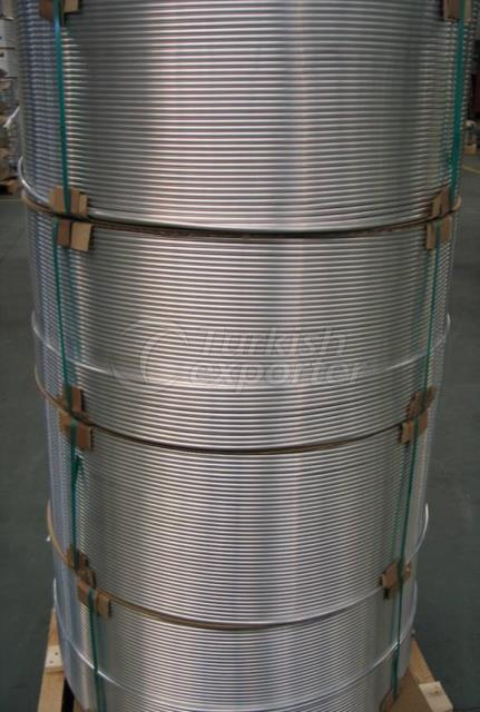Aluminium Tube