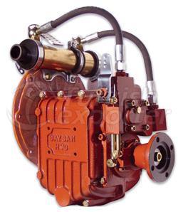 H80 Vertical Reduction Hydraulic Marine Gearbox