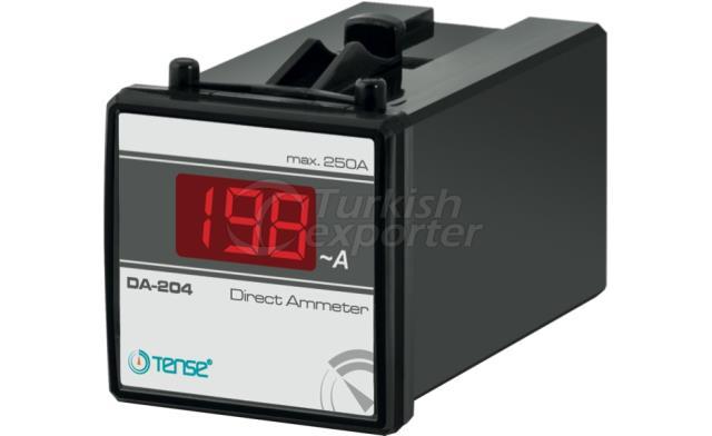 Digital Measuring Instruments DA-204