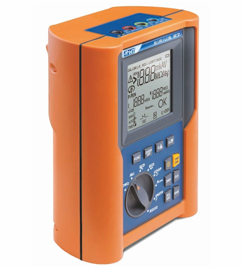 Residual Current Device HT Instruments Sirius 87