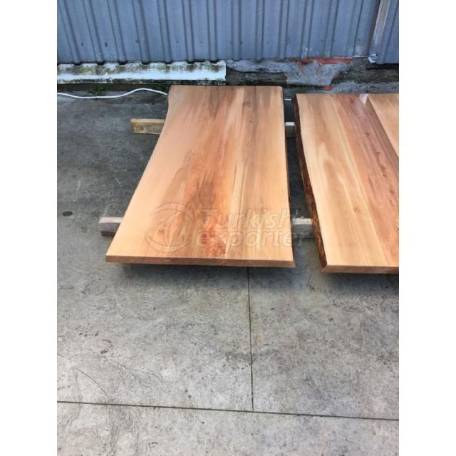 Wooden Log Table