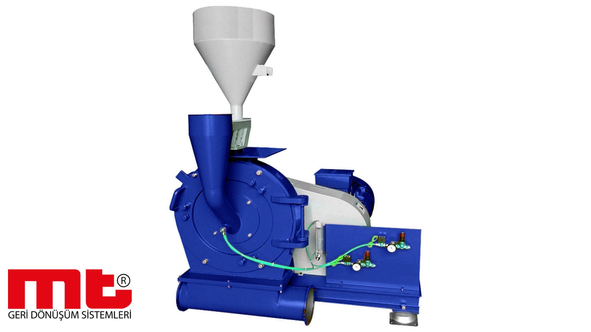Hammer Mill Micronized Grinder
