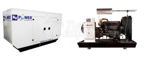 Diesel Generators -KJA150