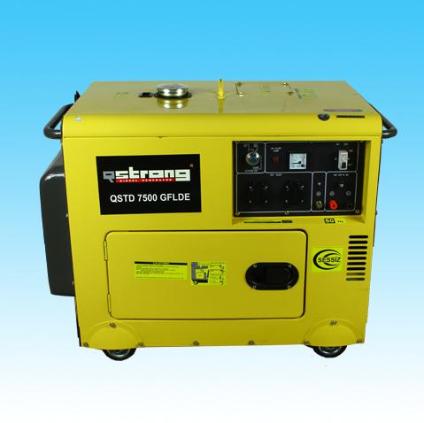 Diesel Generator QSTD 7500GFLDE