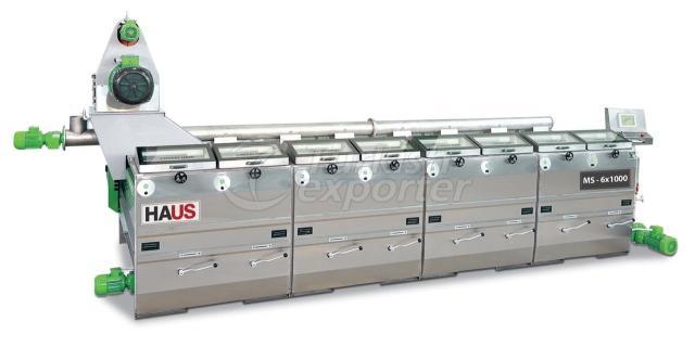 Malaxer MS-6x1000