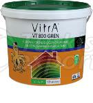 VitrA Therm VT 800 GREN - Silicone grained exterior paint