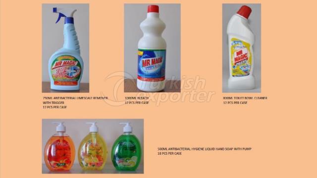 Bleach - Sabão antibacterial para as mãos